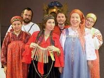 Фольклорный Театр Душегреи