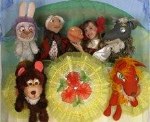 детские спектакли с чревовещанием